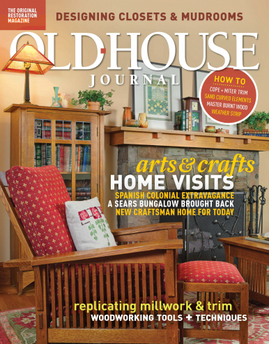 Imagen de apoyo de  Old House Journal - 01/01/21