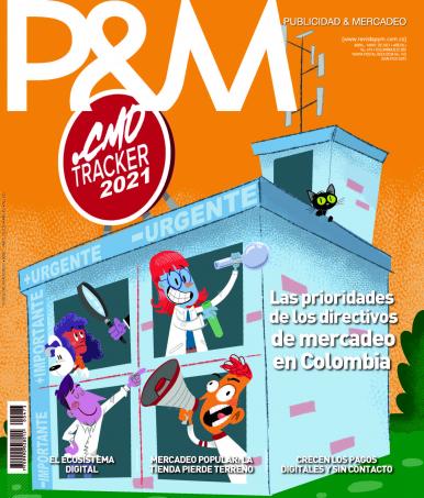 Imagen de apoyo de  P&M - 20/04/21