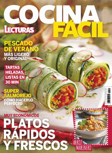 Imagen de apoyo de  Cocina Fácil - 01/07/20