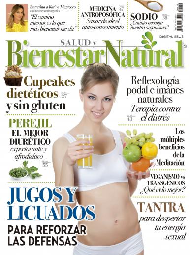 Imagen de apoyo de  Salud y Bienestar Natural - 13/10/21