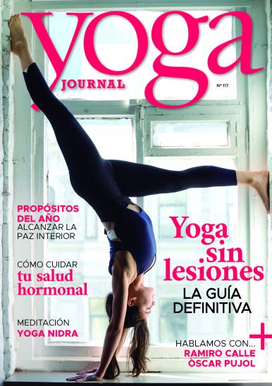 Imagen de apoyo de  Yoga Journal - 01/01/21