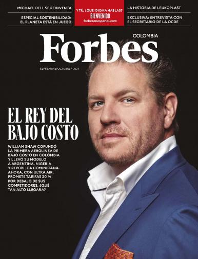 Imagen de apoyo de  Forbes Colombia - 11/09/21