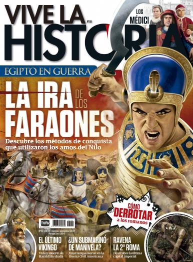 Imagen de apoyo de  Vive la Historia - 06/10/21