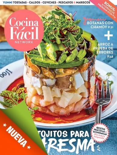 Imagen de apoyo de  Cocina Fácil Network - 01/03/19