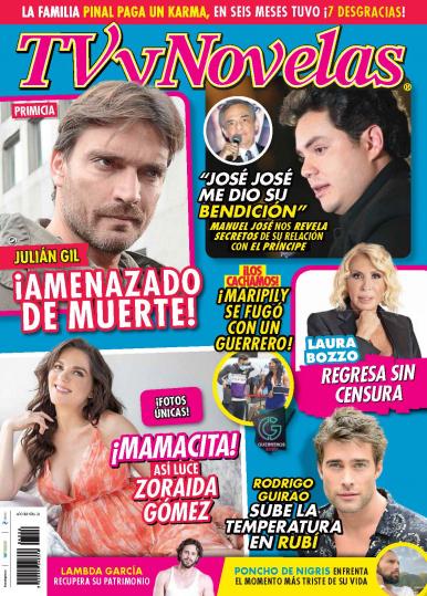 Imagen de apoyo de  TV y Novelas México - 30/06/20