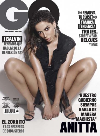 Imagen de apoyo de  GQ Latinoamérica - 31/03/20