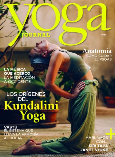Imagen de apoyo de  Yoga Journal - 01/11/20