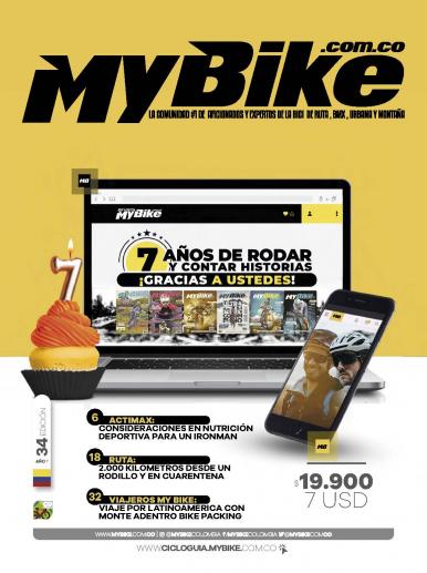 Imagen de apoyo de  My Bike - 23/06/20