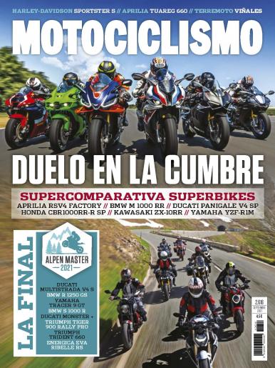 Imagen de apoyo de  Motociclismo - 08/09/21