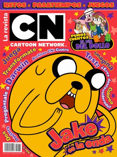 Imagen de apoyo de  Cartoon Network - 01/07/20