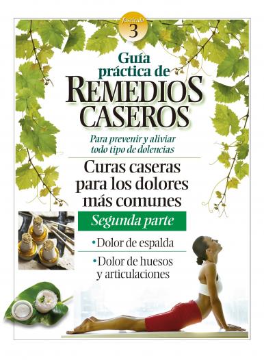 Imagen de apoyo de  Remedios Caseros - 01/04/21