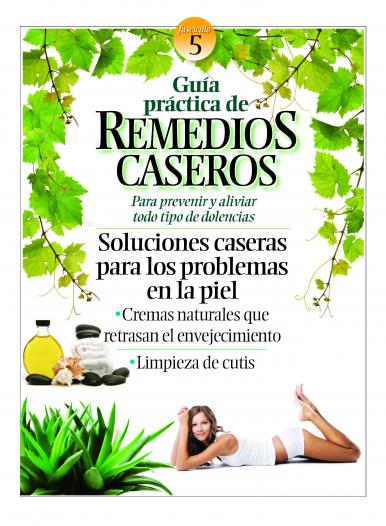 Imagen de apoyo de  Remedios Caseros - 18/03/21