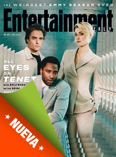 Imagen de apoyo de  Entertainment Weekly - 01/07/20