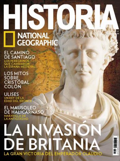 Imagen de apoyo de  National Geographic Historia - 22/06/21
