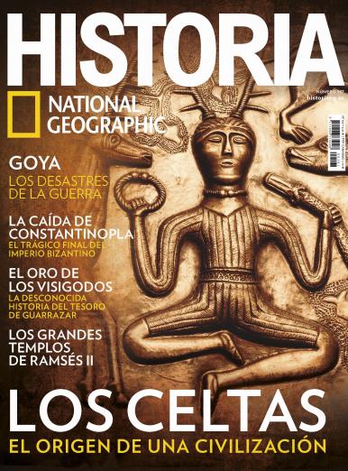 Imagen de apoyo de  National Geographic Historia - 01/05/20