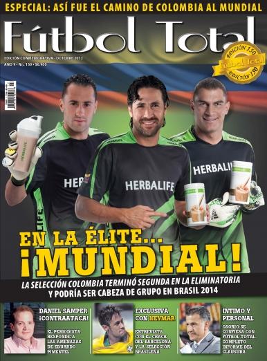 Imagen de apoyo de  Fútbol Total - 23/10/13