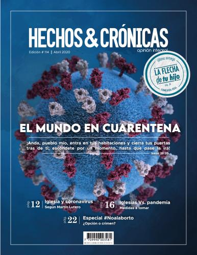 Imagen de apoyo de  Hechos & Crónicas - 01/04/20