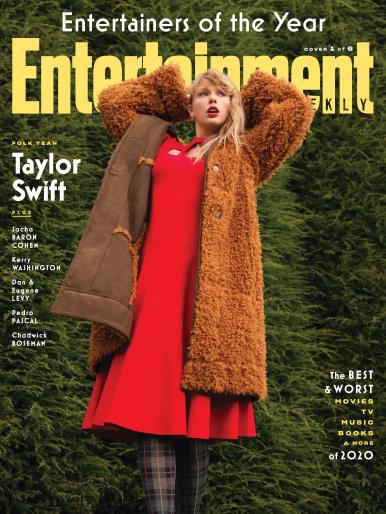 Imagen de apoyo de  Entertainment Weekly - 01/01/21