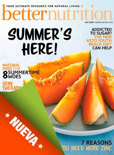Imagen de apoyo de  Better Nutrition - 01/07/20