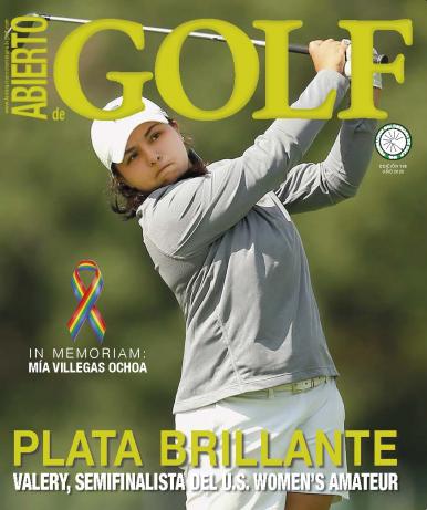 Imagen de apoyo de  Abierto de Golf - 31/08/20