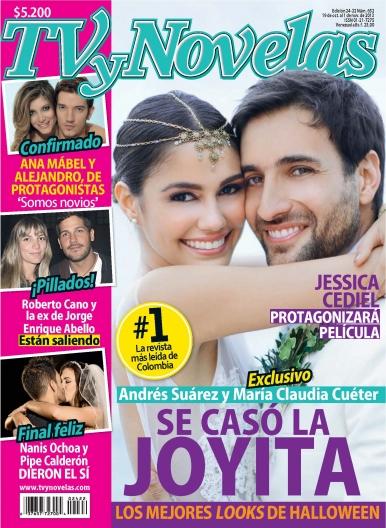 Imagen de apoyo de  TV y Novelas México - 19/10/13