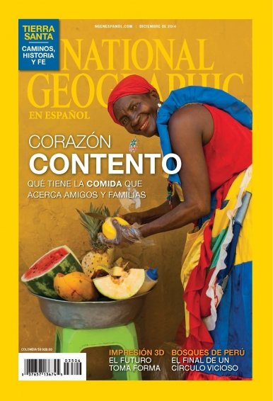 National Geographic - 22/12/14