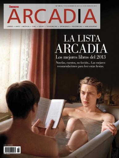 Arcadia - 14/12/13