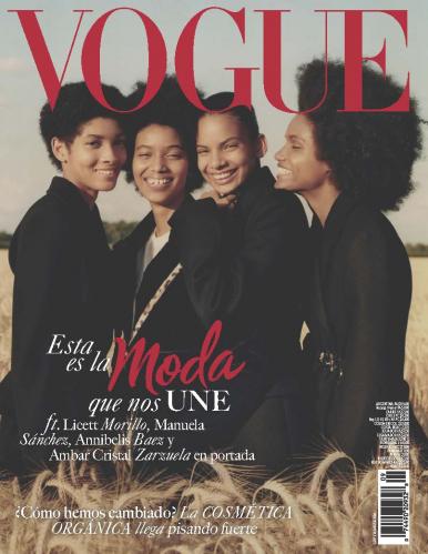 Imagen de apoyo de  Vogue Latinoamérica - 01/09/19