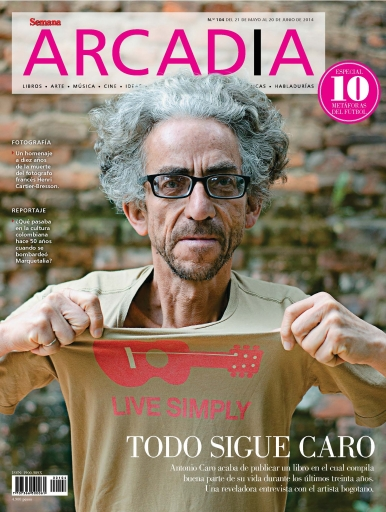 Arcadia - 21/05/14
