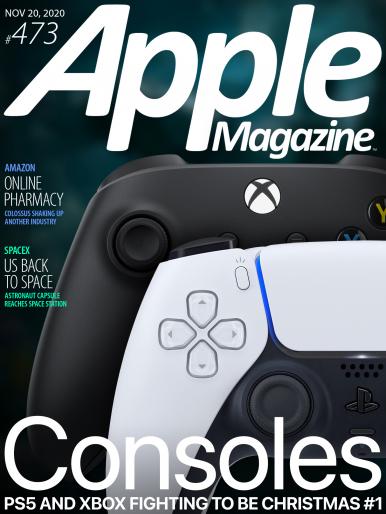 Imagen de apoyo de  AppleMagazine - 20/11/20