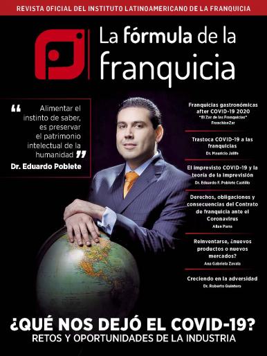 Imagen de apoyo de  La Fórmula de la Franquicia - 01/04/21