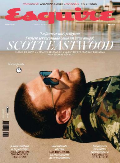 Imagen de apoyo de  Esquire - 01/08/20