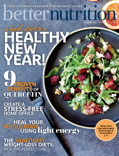 Imagen de apoyo de  Better Nutrition - 01/01/21