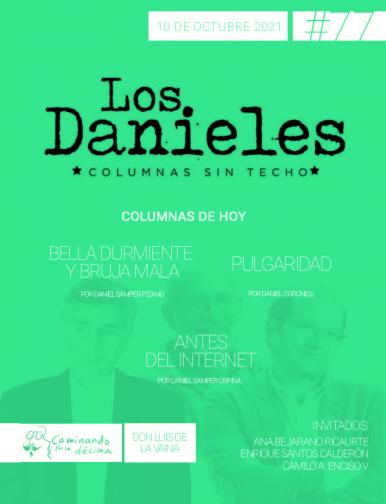 Imagen de apoyo de  Los Danieles  - 10/10/21